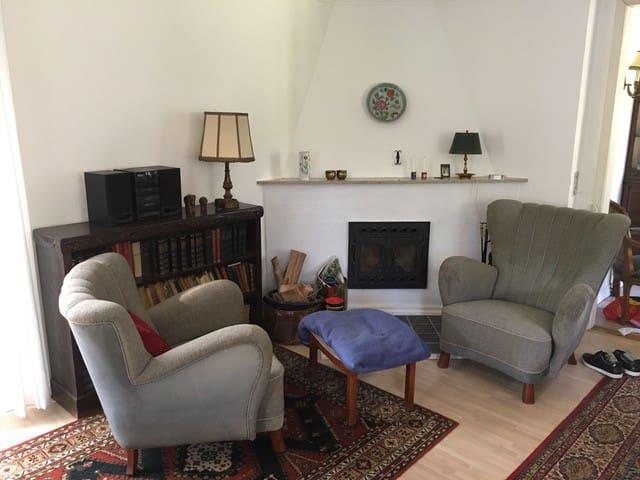 The White Cottage - Væggerløse - Casa