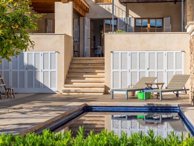 Casa Son Bordoi , private swimmingpool and Wifi