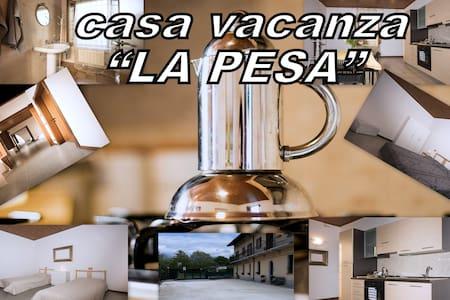 """Holiday House """"LA PESA """" Iseo (BS) - Iseo - Casa"""