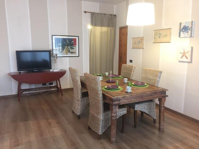 Villa dei Pini Agrigento - San leone - Vila