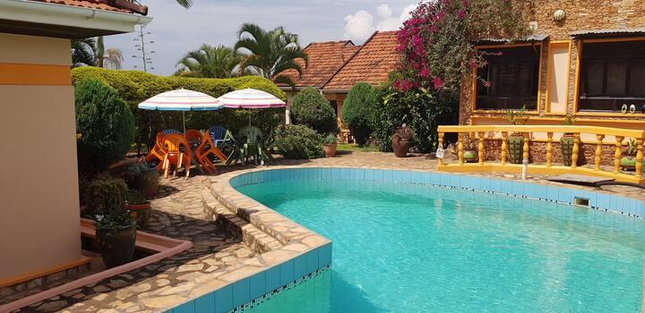 Keelan Ace 2 Bedroom Deluxe Villa Kampala