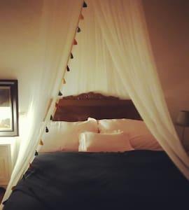 Preciosa habitación doble con baño - Arnois - Huis