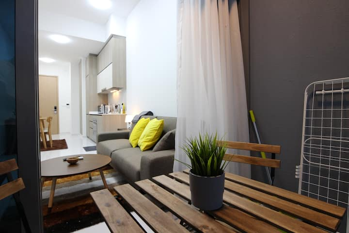 Superior 1-Bedroom apartment near Farrer Park
