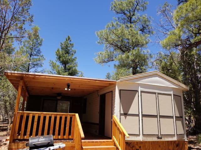 Ranchero Hideaway in the Woods! 101