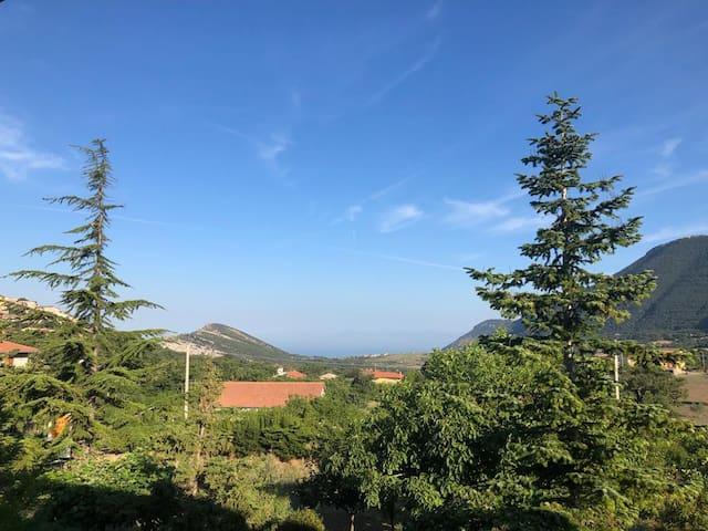 Casa Bruno - mit dem schönsten Balkon in Cilento