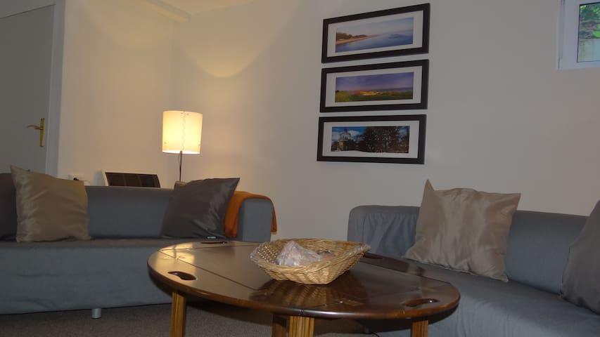 Entspannt Urlauben an der Küste mit Sauna u. Kamin - Schwedeneck - Condominium