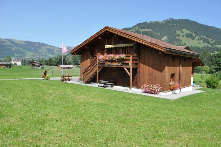 Alpenchalet Weidhaus Appartment