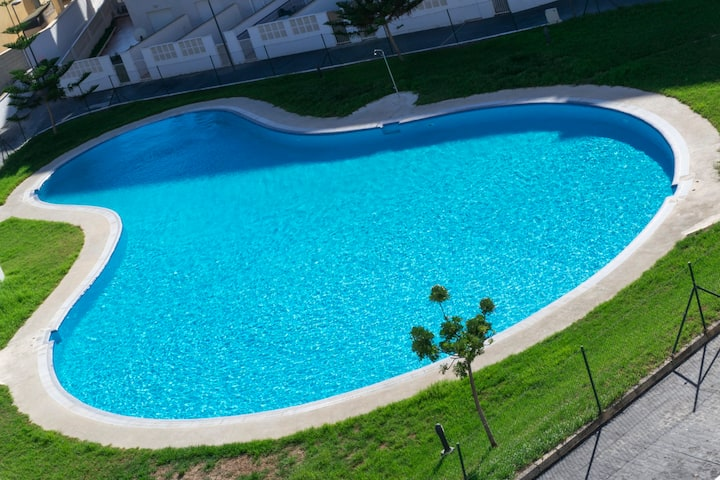 APARTAMENTO PLAYA GARAJE -BEACH APARTMENT PARKING