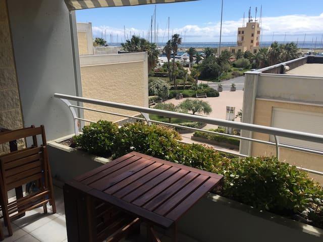 Splendido Bilocale fronte mare - Santo Stefano al Mare - Appartement