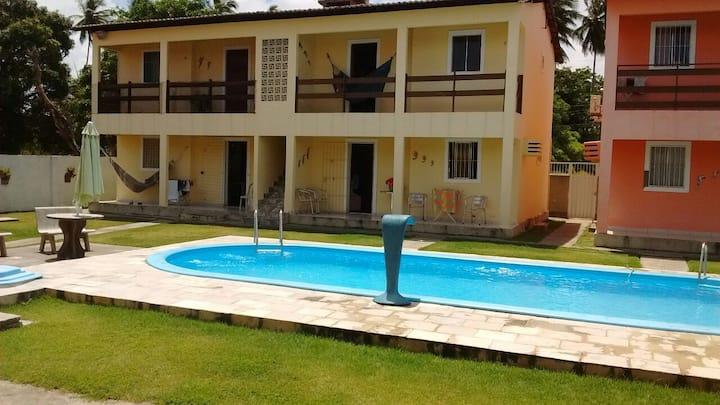 Apartamento em Itamaracá - Forte Orange