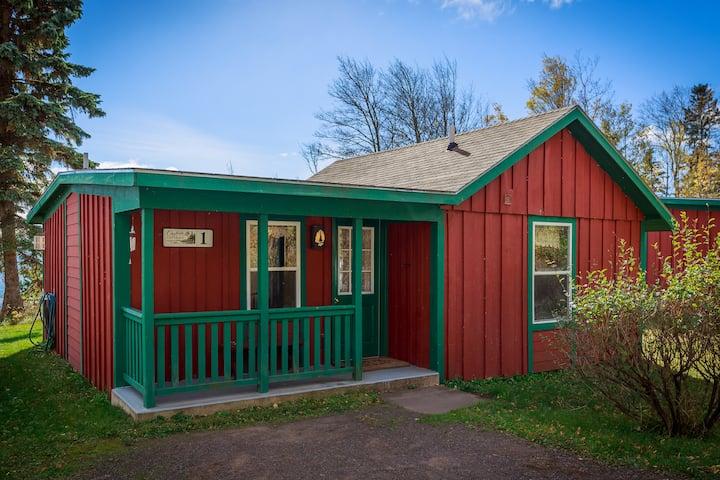 Croftville Road Cottages #1. On Lake Superior.