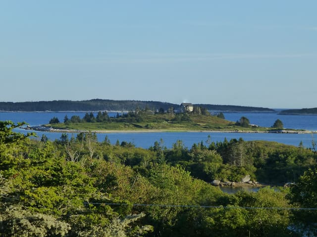 Oceanview home in  Prospect, NS