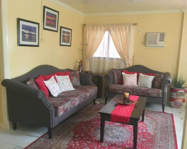 Lovely home in secure, gated community in Lanang.