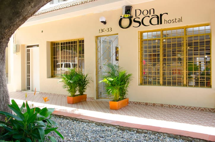 Don Oscar Hostal Boutique