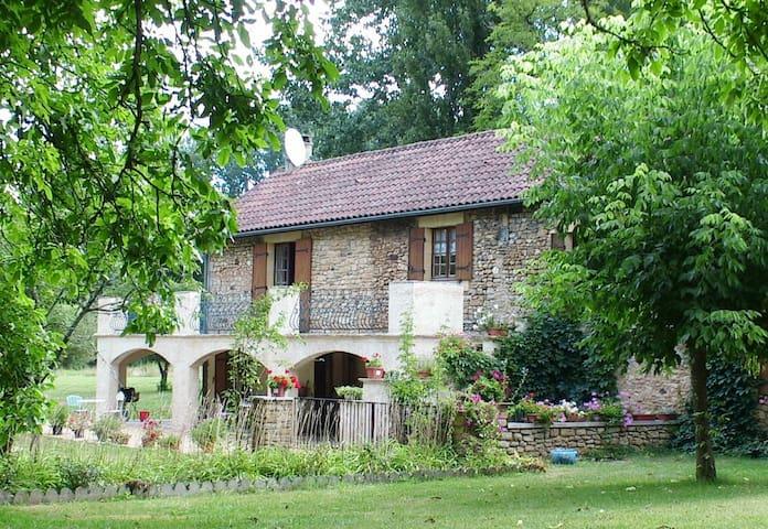 Ancien Moulin dans parc arboré - Sainte-Alvère - Casa