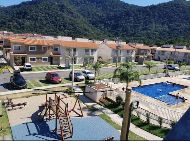 Casa sobrado bairro do Sahy condomínio Naturalle.