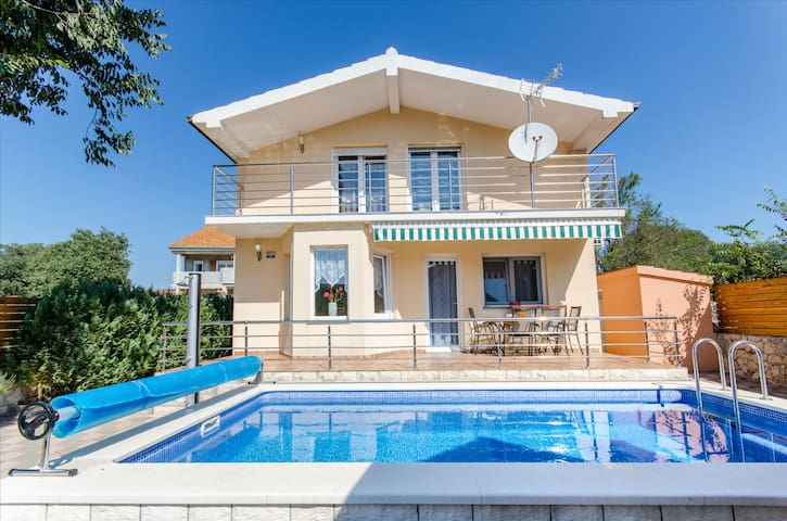 Dalmatian village charm - PEACEFULL VILLA - POOL