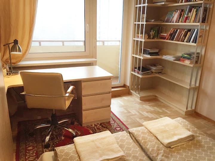 Cozy private room in Kaunas