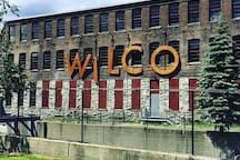 Wilco weekend at Mass MoCA, every other year. Next up, 2019