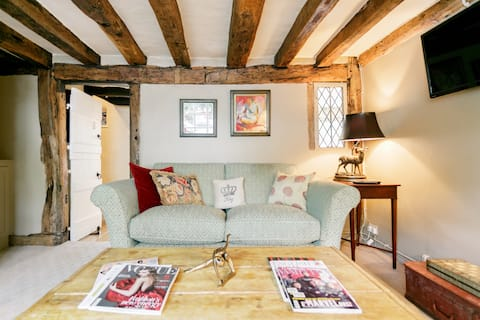 Visit the Countryside from a Historic Cottage