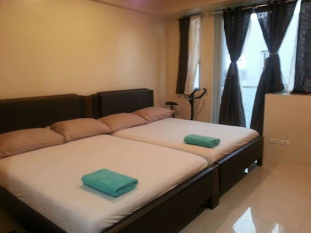 Your home just like your real home - Pasay City - Wohnung