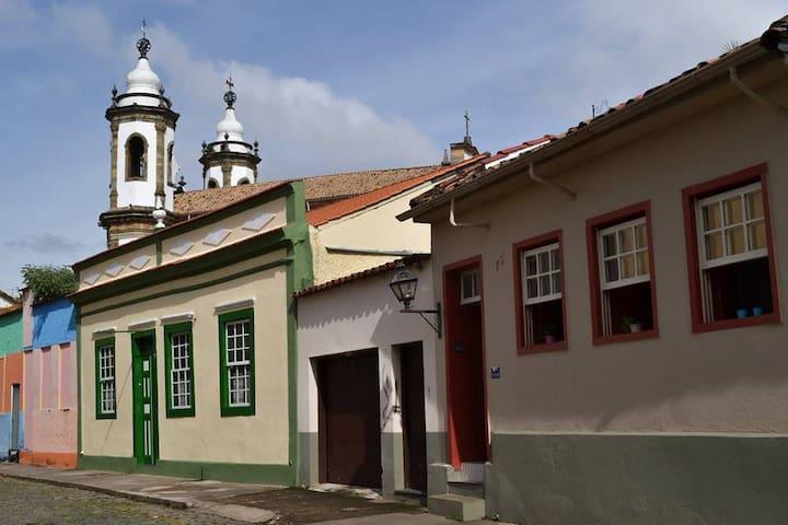 AZ Hostel - Centro Histórico de São João del-Rei - São João Del Rei - Auberge de jeunesse