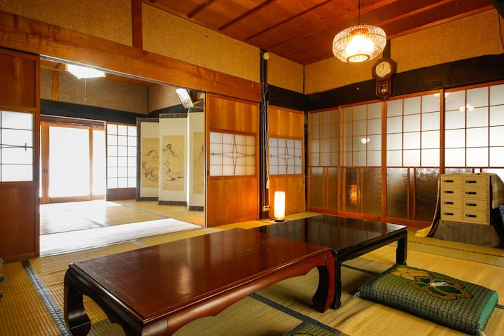 Find the Soul of Japan. Farmhouse, Uguisu no Yado