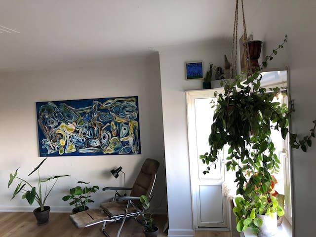 Central location - botanic - charismatic apartment