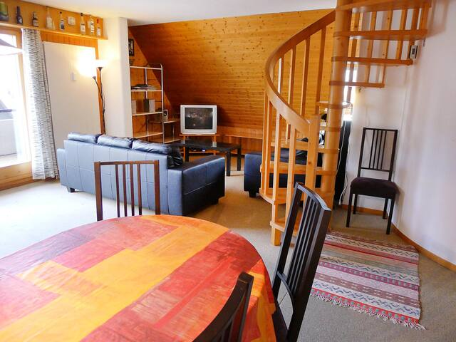 3-room apartment 65 m² Anémone in Gryon - Gryon - Byt
