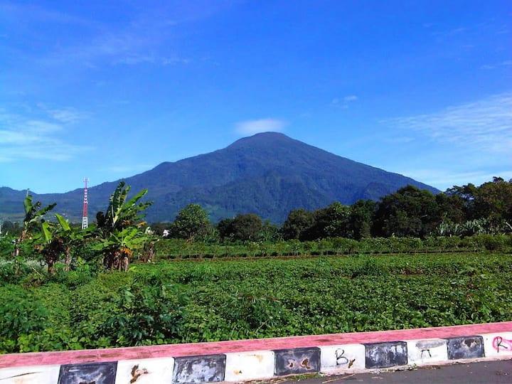 Banyumudal-Slamet Mountain