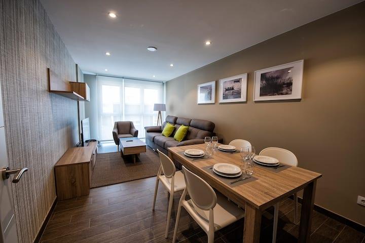 Apartment VIDA Mar de Laxe (3 bedrooms)