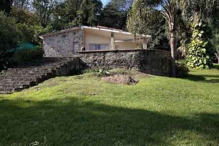Casa en la naturaleza, en El Corte de Yerba Buena - House