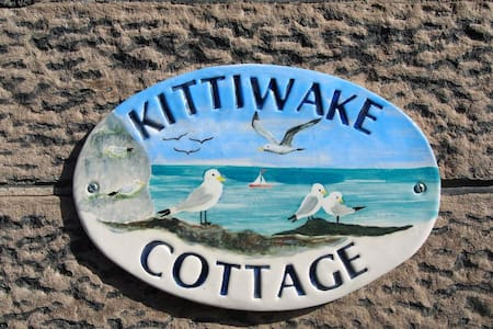 Nairn. Kittiwake Cottage,  Central ( river, beach)