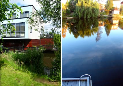 Private Waterside Studio Amersfoort & Breakfast - Amersfoort