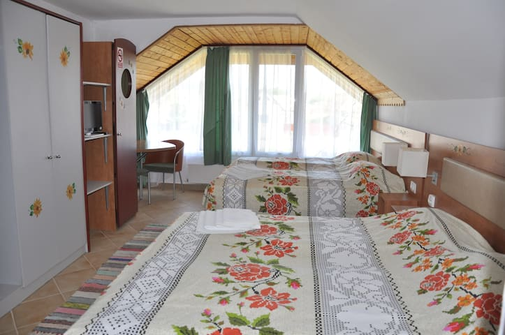 Story in Transilvania -quadruple room #c4