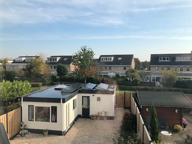 Tuinhuis Almere Muziekwijk