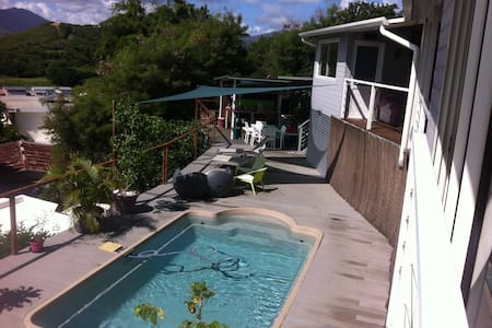 Chill pool house - Noumea