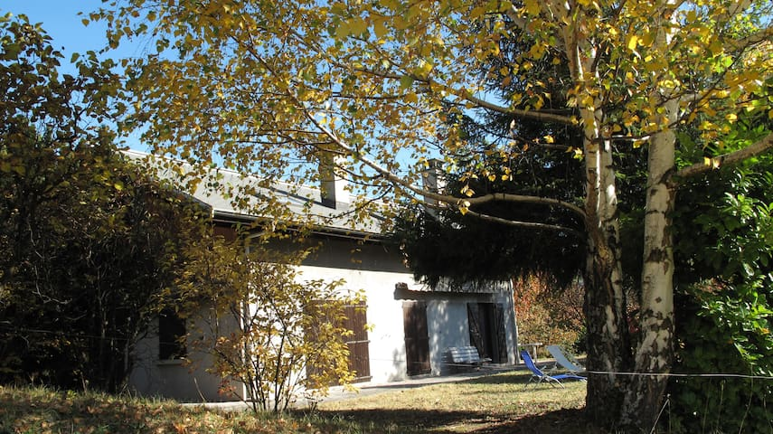 Maison moyenne montagne - 12p