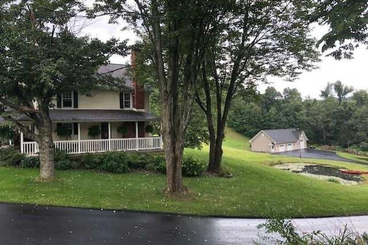 Montoursville House