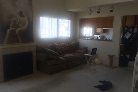 Huge Living room, kitchen, bathroom, hi-speed wifi - Los Angeles