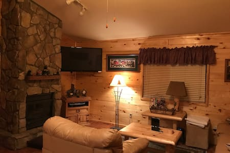 Beautiful cabin 45m from Payson - Overgaard  - Casa