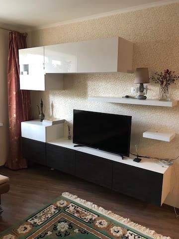 Уютная квартира на Осипенко
