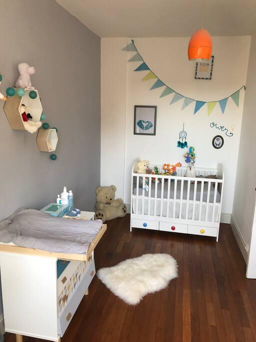 Chambre bébé /enfant