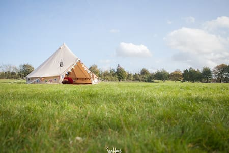 2posh2pitch Glamping in North Norfolk - Tent