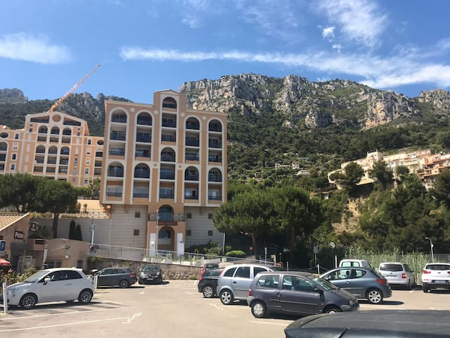 Monte Carlo Monaco. 4Avenue Saint Roman Beausoleil