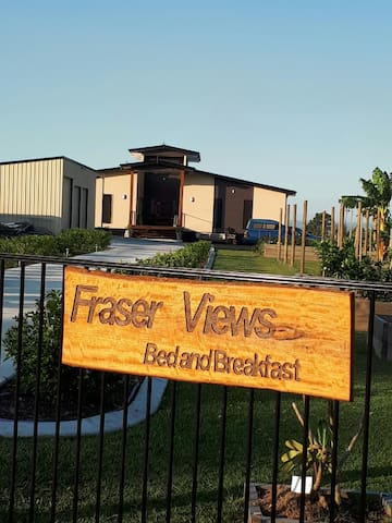 Welcome to Fraser Views Bed and Breakfast.