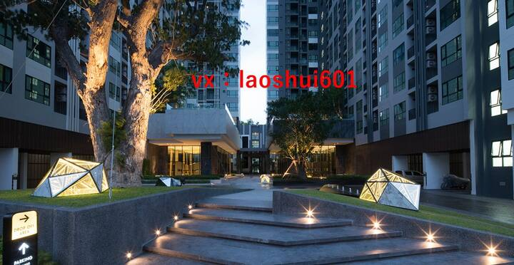❤️中文房东❤️无边泳池❤️近海❤️网红公寓❤️the base central pattaya