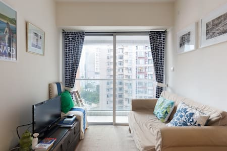 Lovely apartment in Central - Hong Kong - Byt
