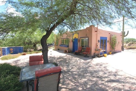 Relax and Renew in a Quiet Western Setting - Apache Junction - Ház