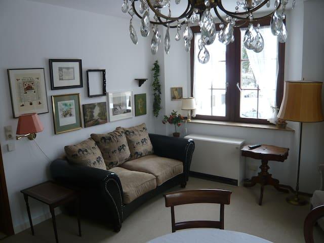 Altstadtwohnung, stilvoll und perfekt eingerichtet - Überlingen - 公寓